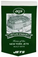 New York Jets NFL MetLife Stadium Banner