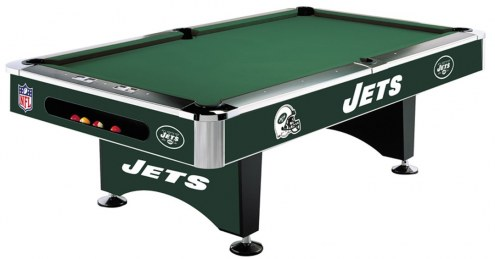 New York Jets NFL Pool Table
