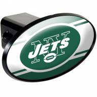 New York Jets NFL Trailer Hitch Cover
