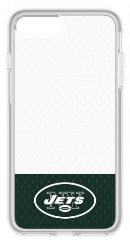 New York Jets OtterBox iPhone 8 Plus/7 Plus Symmetry Clear Case
