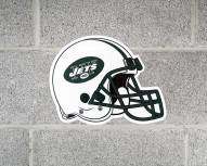 New York Jets Outdoor Helmet Graphic