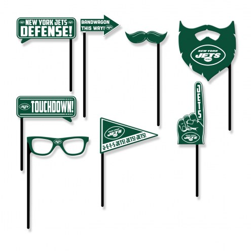 New York Jets Party Props Selfie Kit