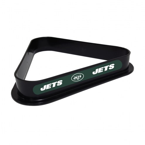 New York Jets Pool 8 Ball Rack