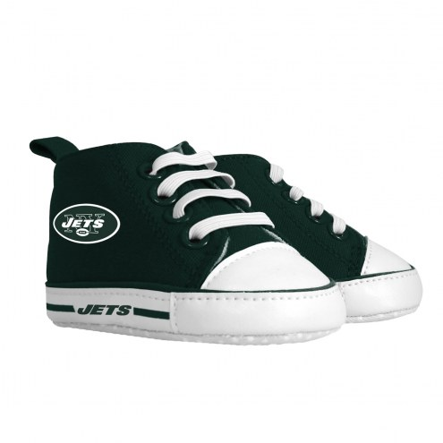 New York Jets Pre-Walker Baby Shoes