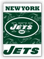 New York Jets NFL Premium 2-Sided House Flag