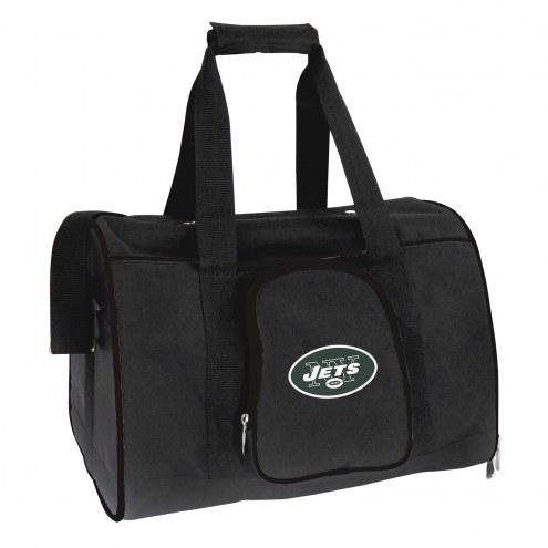 New York Jets Premium Pet Carrier Bag