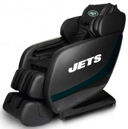 New York Jets Professional 3D Massage Chair