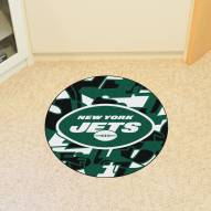 New York Jets Quicksnap Rounded Mat