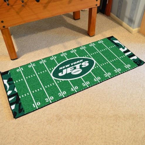 New York Jets Quicksnap Runner Rug
