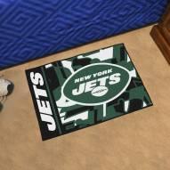New York Jets Quicksnap Starter Rug