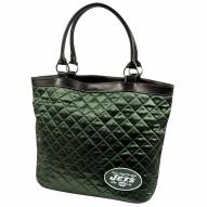 New York Jets Quilted Tote Bag