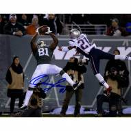 New York Jets Quincy Enunwa Signed Catch 8 x 10 Photo
