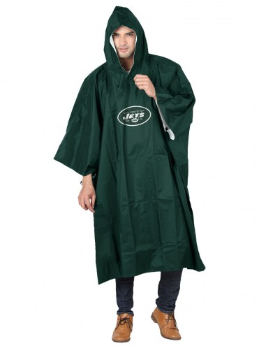 New York Jets Rain Poncho
