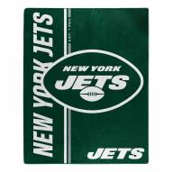 New York Jets Restructure Raschel Blanket