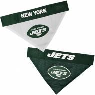 New York Jets Reversible Dog Bandana