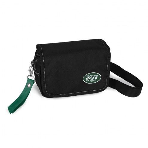 New York Jets Ribbon Waist Pack Purse