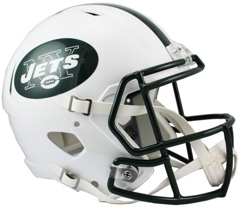 New York Jets Riddell Speed Collectible Football Helmet