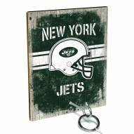 New York Jets Ring Toss Game