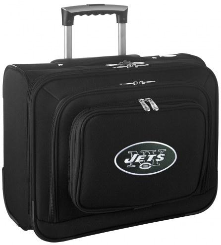 New York Jets Rolling Laptop Overnighter Bag
