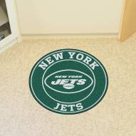 New York Jets Rounded Mat