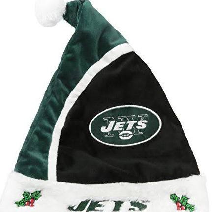 new york jets santa hat