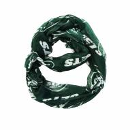New York Jets Sheer Infinity Scarf
