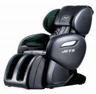 New York Jets Shiatsu Zero Gravity Massage Chair