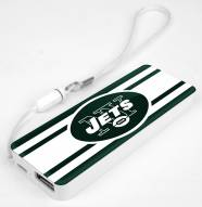 New York Jets Slim Power Bank Portable Charger