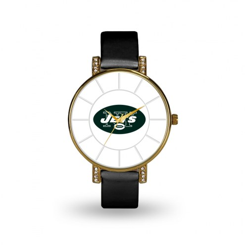 New York Jets Sparo Women's Lunar Watch