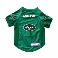 New York Jets Stretch Dog Jersey