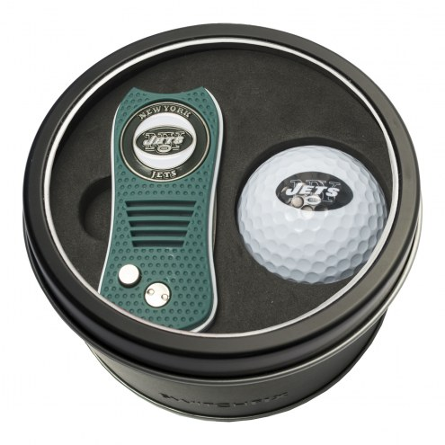 New York Jets Switchfix Golf Divot Tool & Ball
