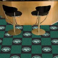 New York Jets Team Carpet Tiles