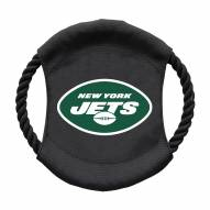 New York Jets Team Frisbee Dog Toy