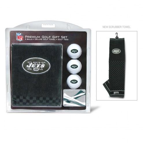 New York Jets Golf Gift Set