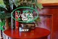 New York Jets Team Logo Neon Lamp
