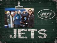 New York Jets Team Name Clip Frame