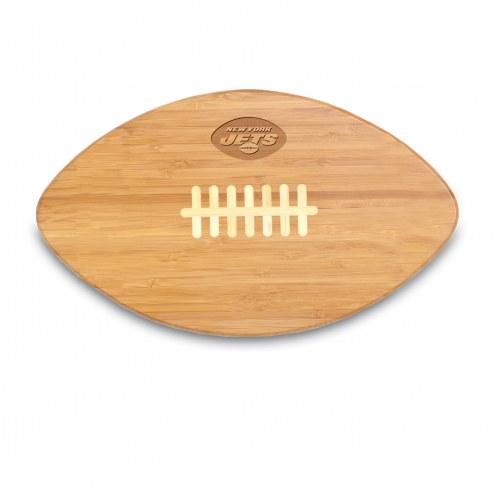 New York Jets Touchdown Cutting Board