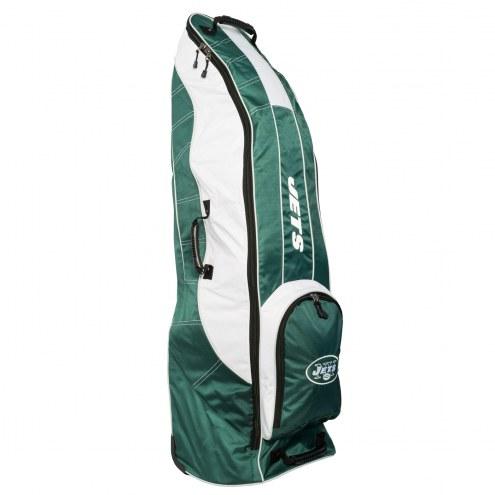 New York Jets Travel Golf Bag