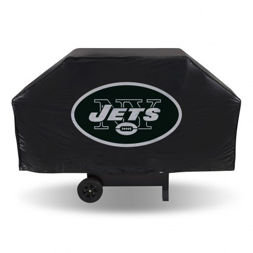 New York Jets Vinyl Grill Cover