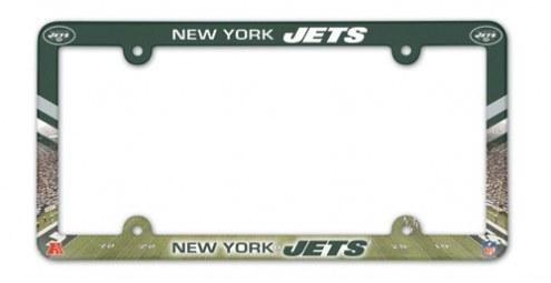 New York Jets License Plate Frame