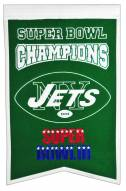 New York Jets Champs Banner