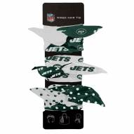 New York Jets Wired Hair Tie