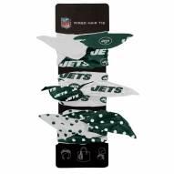 New York Jets Wired Hair Tie