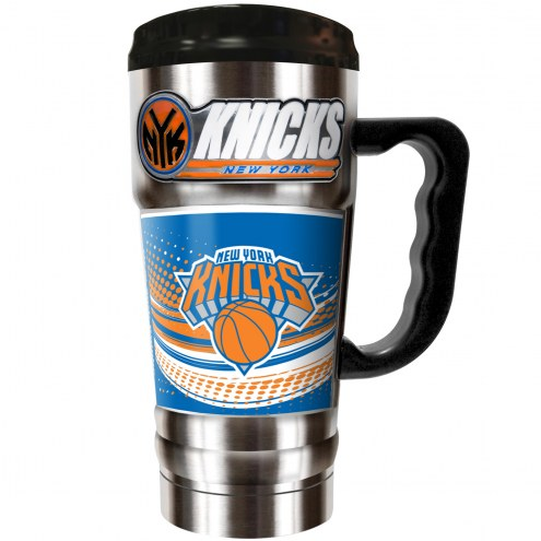 New York Knicks 20 oz. Champ Travel Mug
