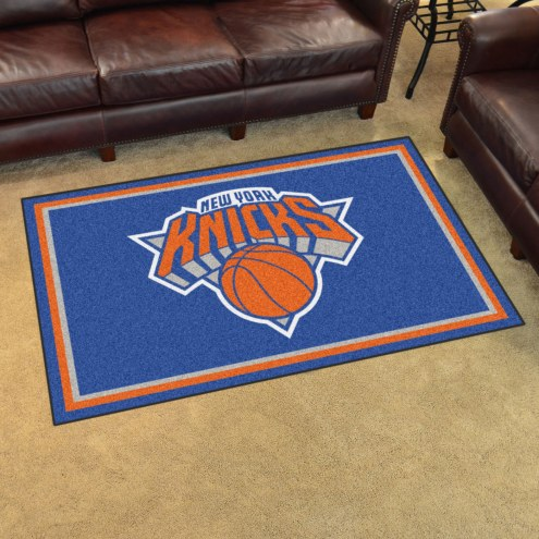 New York Knicks 4' x 6' Area Rug