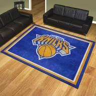 New York Knicks 8' x 10' Area Rug