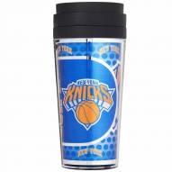 New York Knicks Acrylic Travel Tumbler