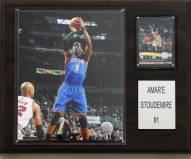"New York Knicks Amar'e Stoudemire 12"" x 15"" Player Plaque"