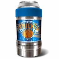New York Knicks Blue 12 oz. Locker Vacuum Insulated Can Holder