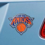 New York Knicks Color Car Emblem